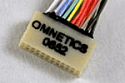 A79020-001 -Omnetics 18 Position Dual Row Male Nano-Miniature Connector - NPD-18-WD-18.0-C-GS