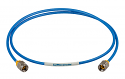 086-12KM+ - Hand Flex Cable 12 inch 2.92mm Male