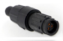 18282-2PG-311 - 2 Pin Male Cable End Connector