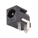 RAPC722BK - Switchcraft DC Power Jack 2.0mm Pin