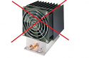 ZHL-20W-13SWX+ - Amplifier 20W 10-1000 MHz 24V without heatsink